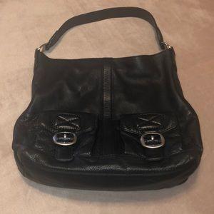 Michael Kors Leather Black Bag